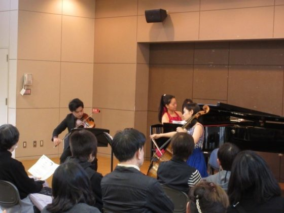 【写真】ピアノトリオ トリオ・ペルマネンテ
