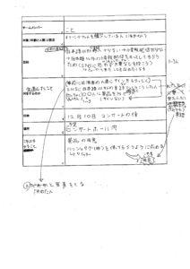 【画像】グループ3の企画書