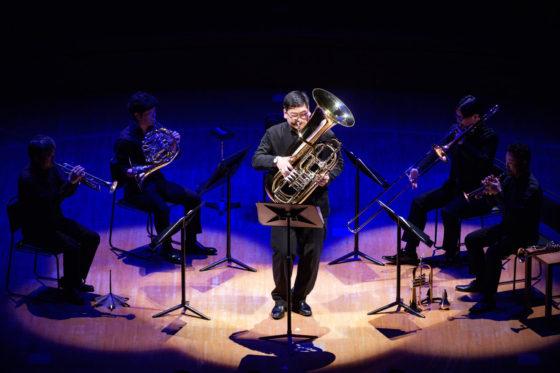 2017年11月東京交響楽団金管五重奏ナイトコンサート60